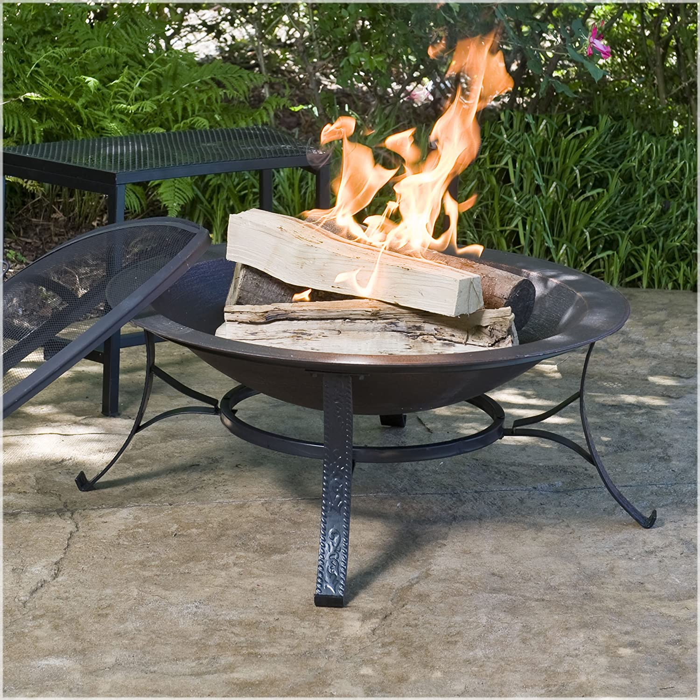 amazon com cobraco fb6132 30 inch round cast iron copper finish
