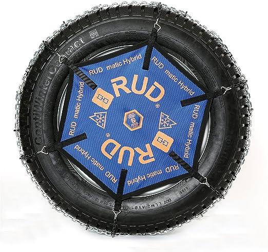 1 Paar RUD Schneeketten RUDmatic HYBRID Gr H112 Art. 4717324