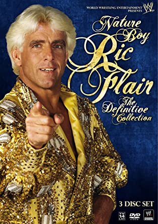 Nature Boy Ric Flair The Definitive Collection Review