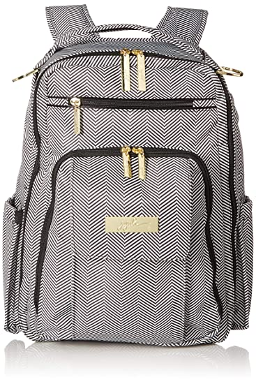 de40ad994c2 Amazon.com   JuJuBe Be Right Back Multi-Functional Structured Backpack Diaper  Bag