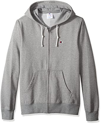 ae6e33e7dc94 Amazon.com  Champion LIFE Men s Full Zip Hoodie (Limited Edition ...