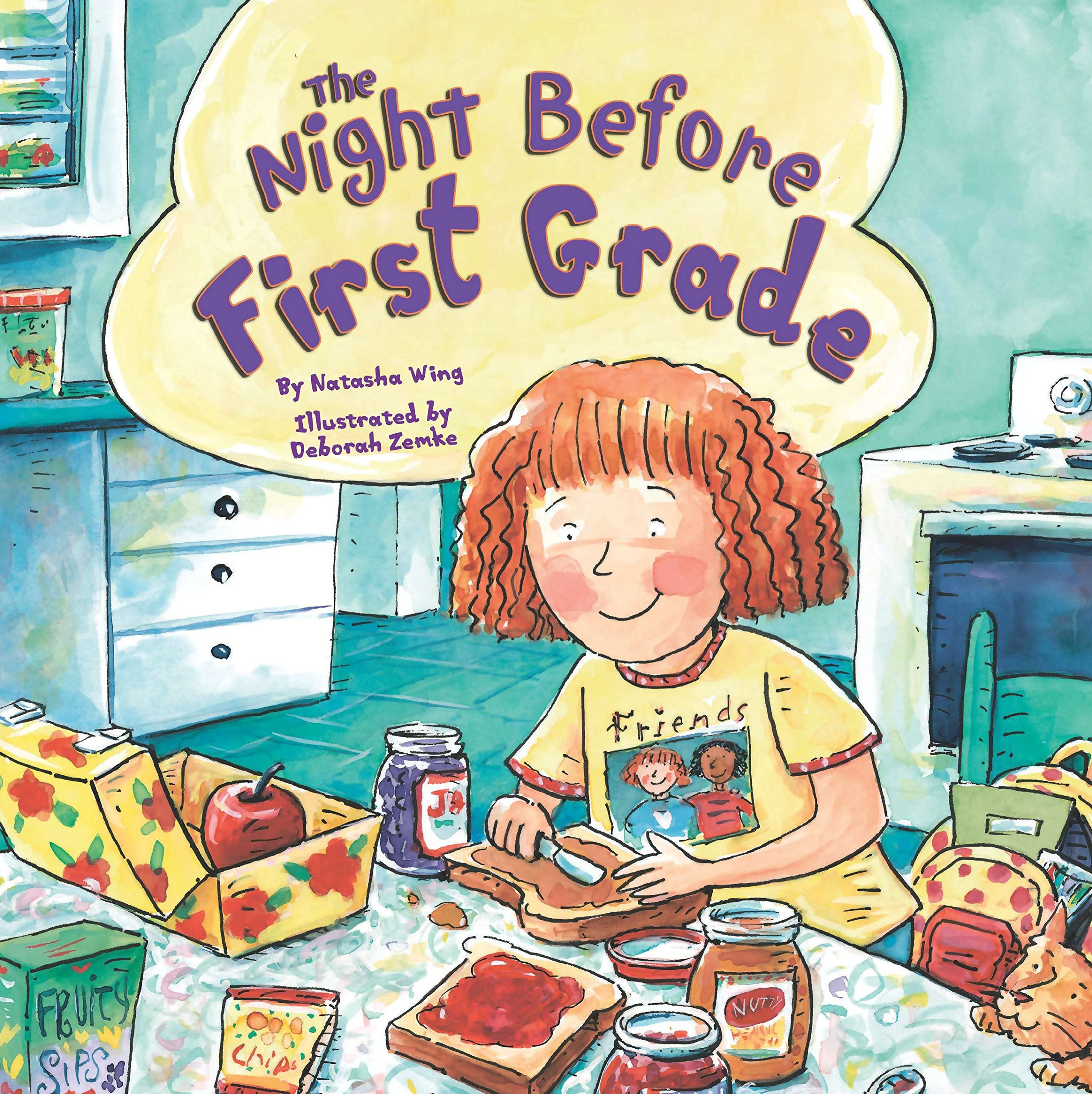 Download The Night Before First Grade pdf