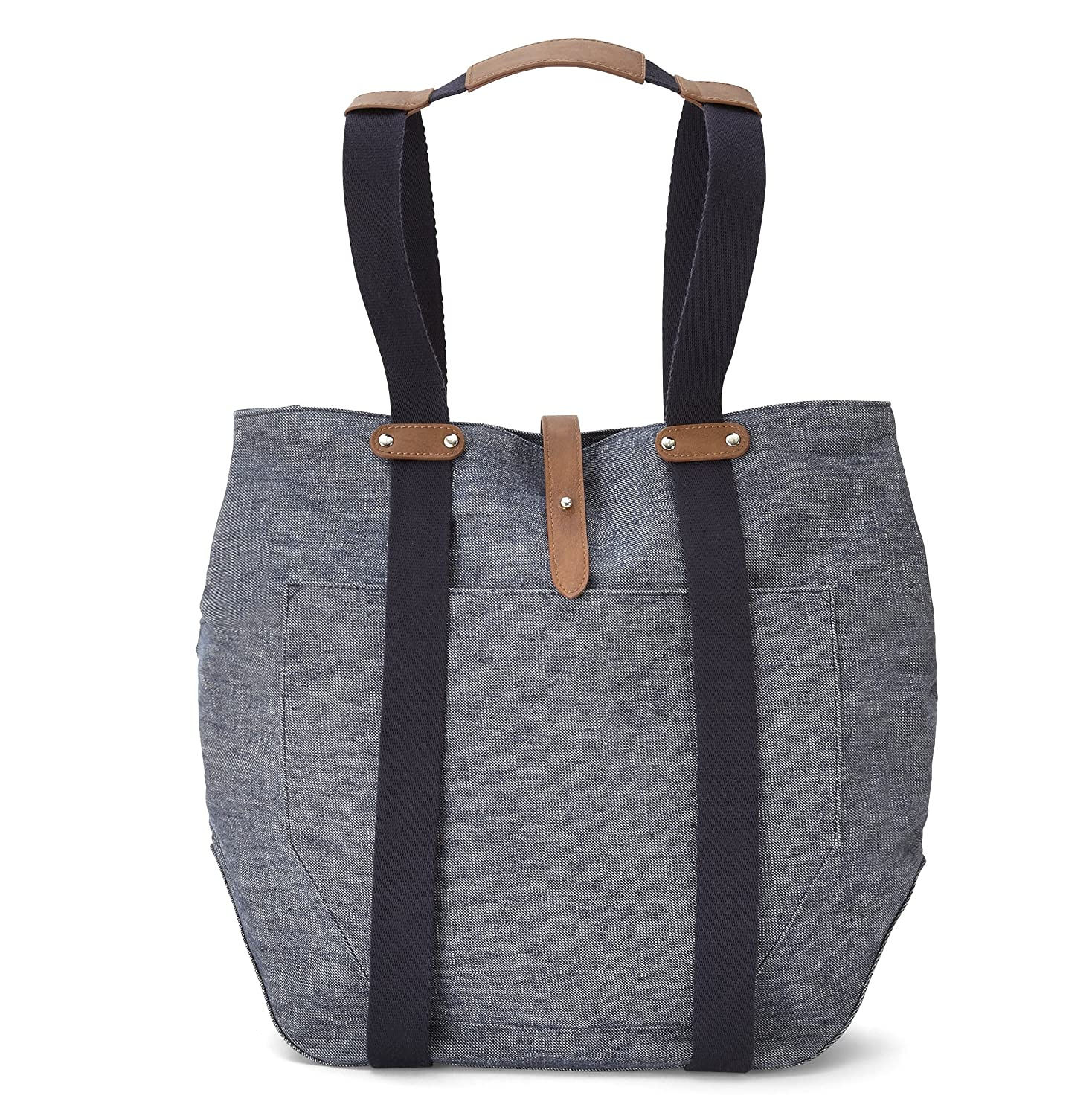 Sac /à langer Chirssi de Mamas and Papas Bleu denim