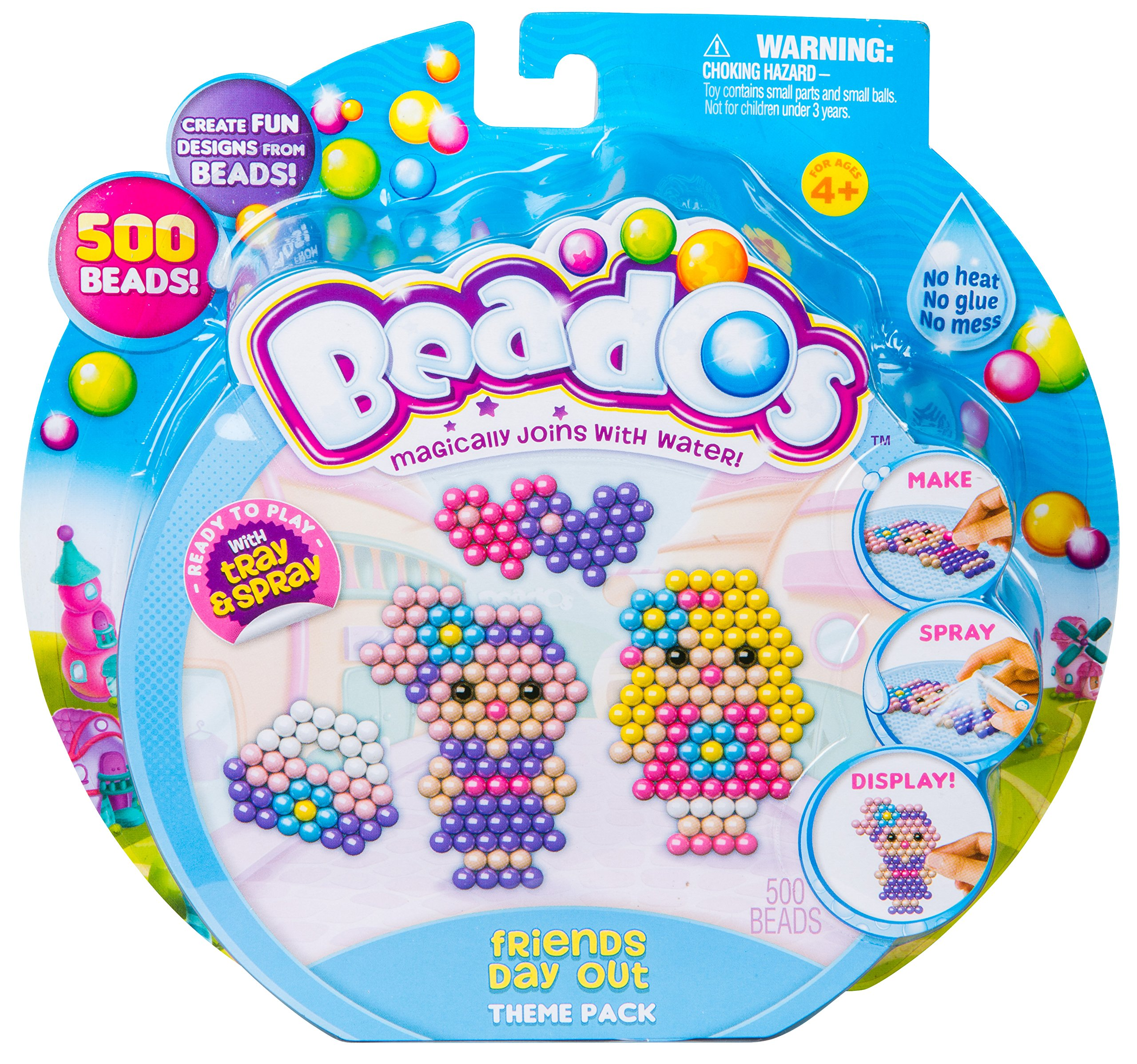 Beados Season 6 Theme Pack - Friends Day Out