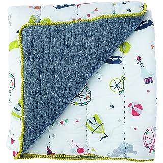 Pehr Big Top Quilted Blanket
