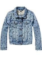 Scotch & Soda R'Belle Girls' Jacket Blue Blau (indigo blue 48) 12 Years