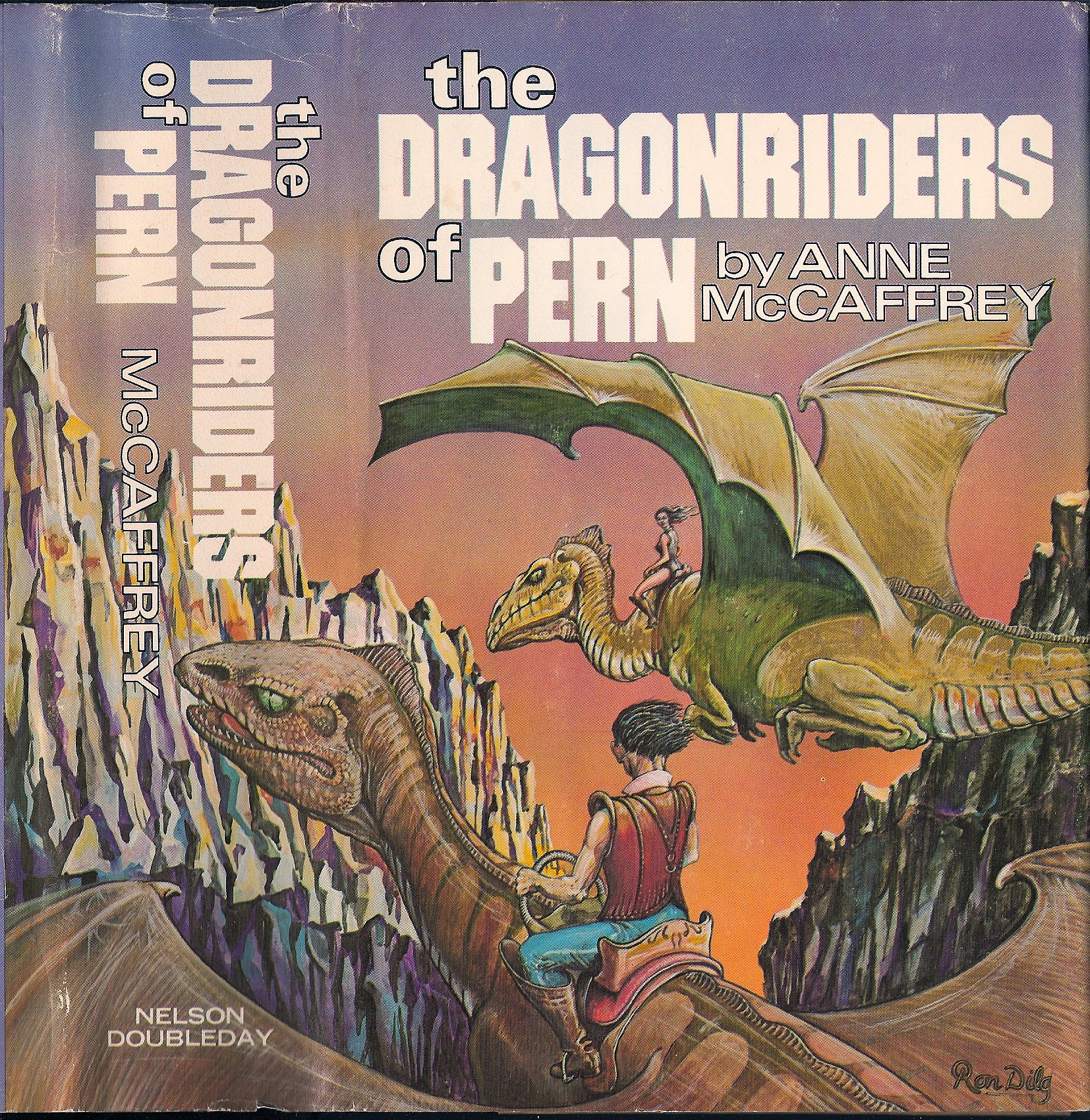 Image result for dragonriders of pern