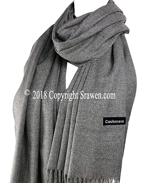 BIG SALE 100/% Exclusive Soft Cashmere Scarf Shawl Wrap Handmade Nepal