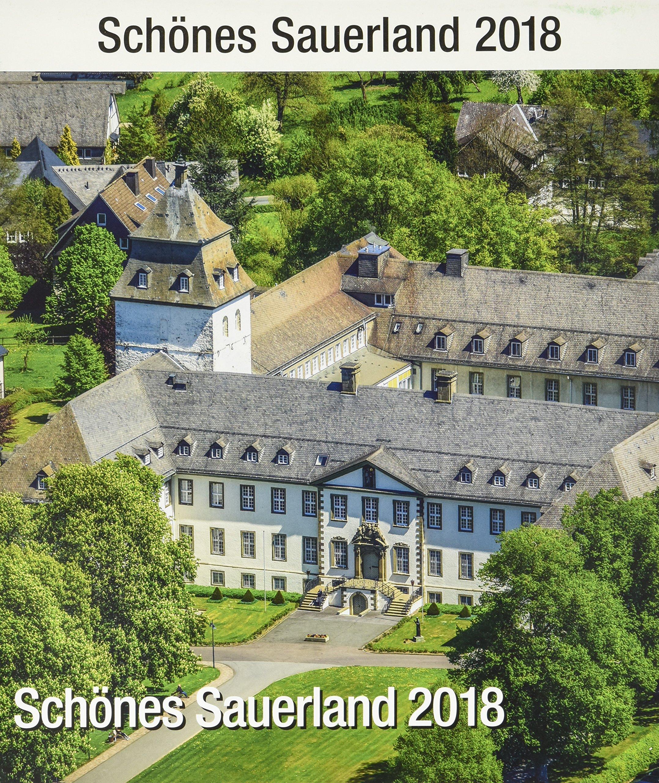 Schönes Sauerland 2018: Bildkalender