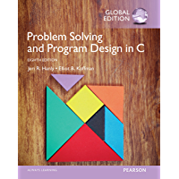 Problem Solving and Program Design in C, Global Edition (English Edition)