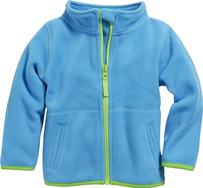 699f364001 Schnizler Kinder-Jacke aus Fleece, atmungsaktives und hochwertiges Jäckchen  mit Reißverschluss: Amazon.de: Bekleidung