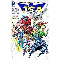 JSA Omnibus Volume 1 HC