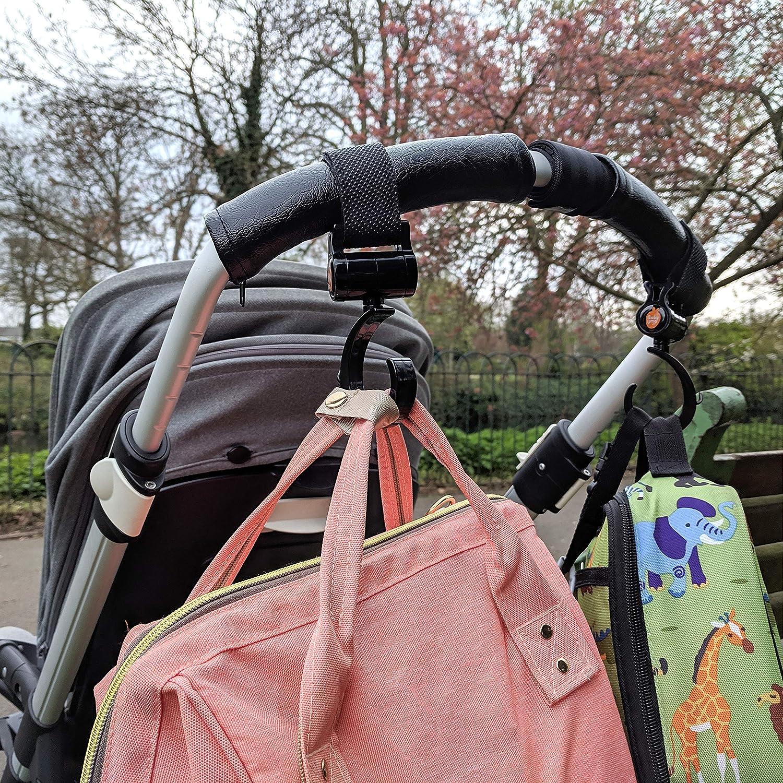 Ganci Rotanti per Passeggino da Baby Uma