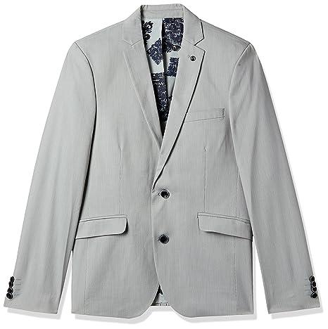Jack & Jones Men's Slim Fit Blazer Men's Suits & Blazers at amazon
