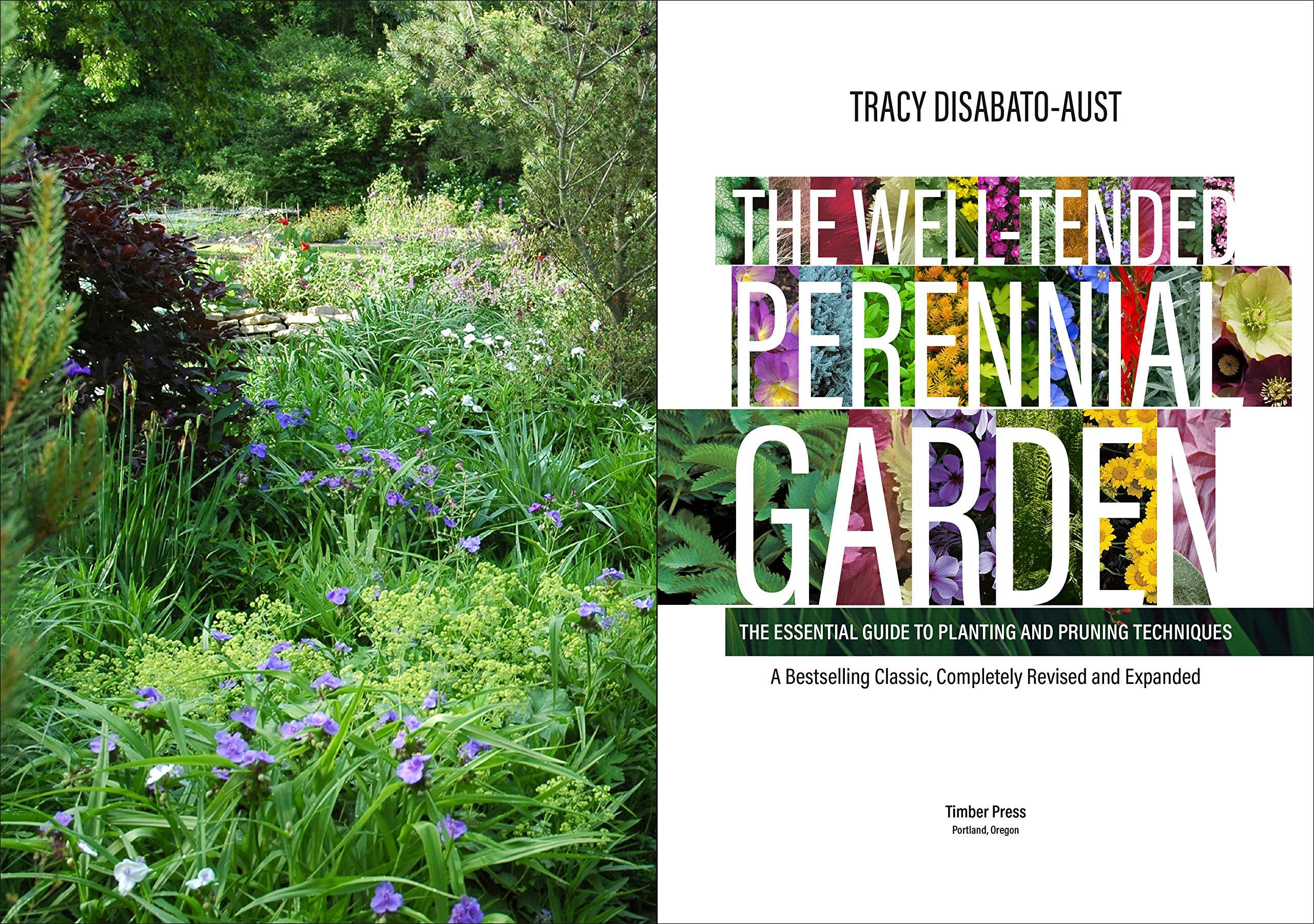 Galleon The Well Tended Perennial Garden The Essential Guide To Planting And Pruning