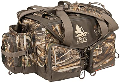 ALPS OutdoorZ Delta Waterfowl Floating Deluxe Blind Bag Review