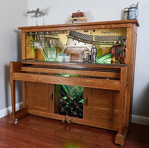 Amazon com: Piano Bar - Repurposed: Handmade