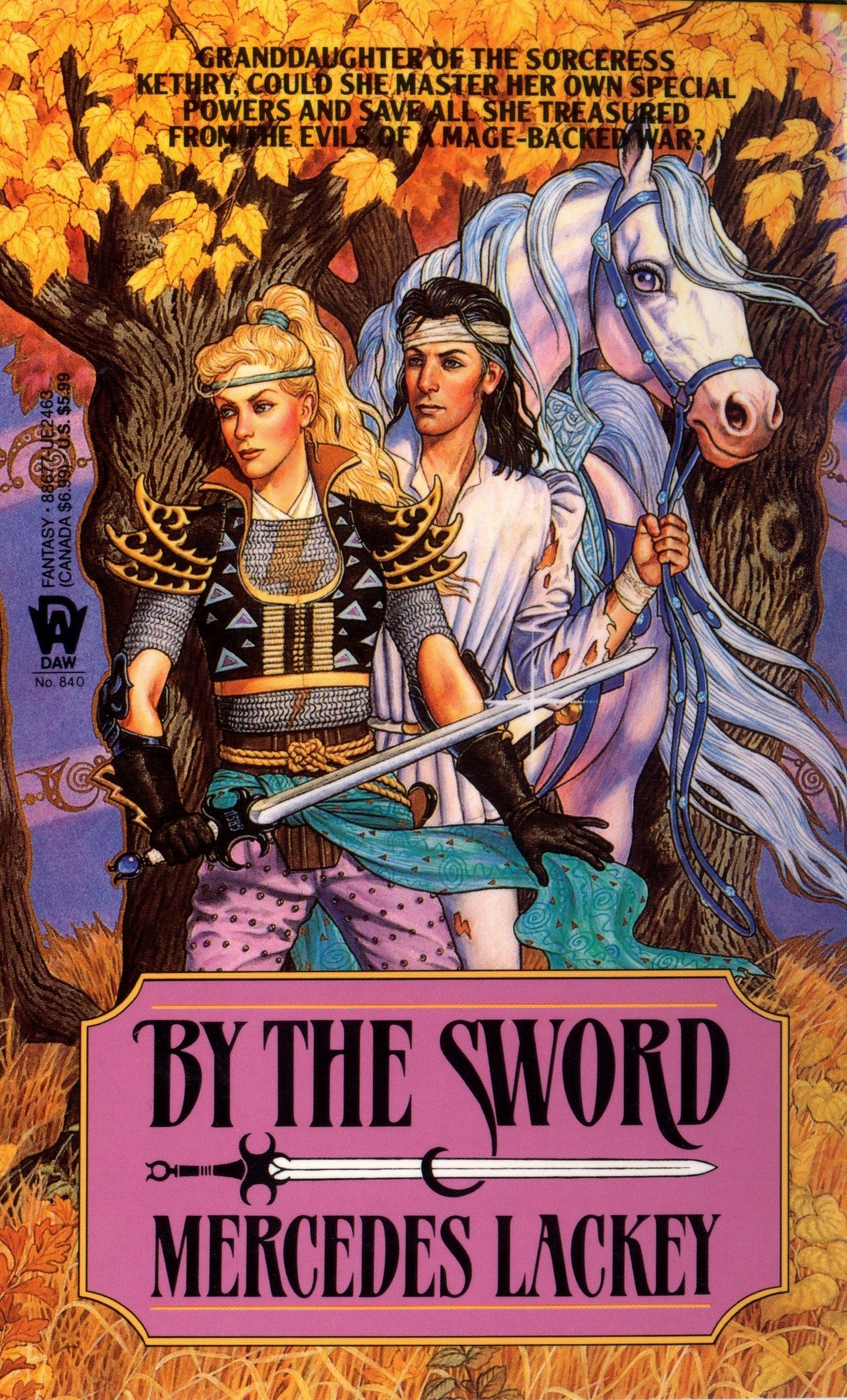 By the Sword (Valdemar): Mercedes Lackey: 9780886774639: Amazon.com: Books