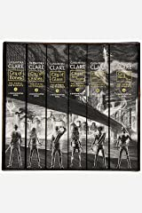 The Mortal Instruments, the Complete Collection(City of Bones/ City of Ashes/ City of Glass/ City of Fallen Angels/ City of Lost Souls/ City of Heavenly Fire) Paperback