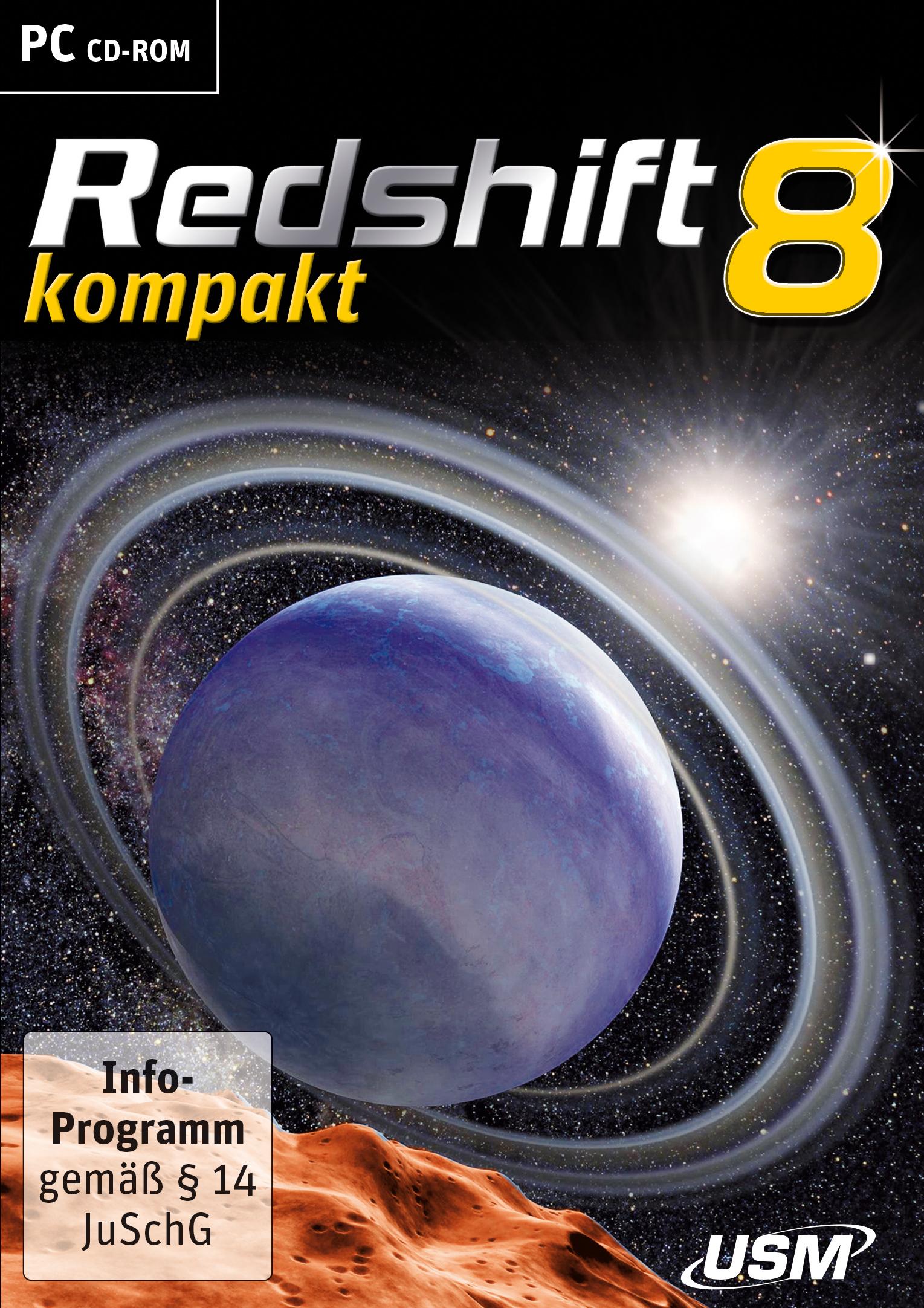 Redshift 8 Kompakt [Download]