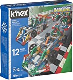 K'Nex 25525 Imagine 12 Model Cars Building Set, 186 Pieces, Ages 7+ Engineering Education Toy