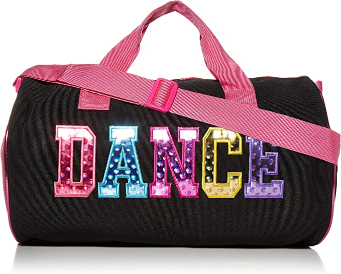 Amazon.com: Danza Danza bolsa deportiva con multicolor de ...