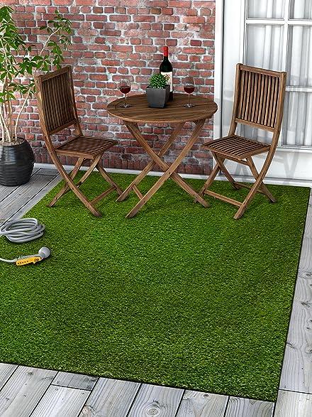 Nice Super Lawn Artificial Grass Rug 3 X 5 (3u002711u0027u0027 X 5