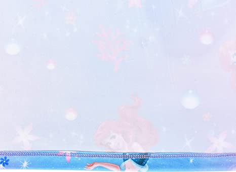Sunny Fashion Vestito Bambina Floreale Maxi Apri Indietro Cravatta a Farfalla Casuale 4-8 Anni