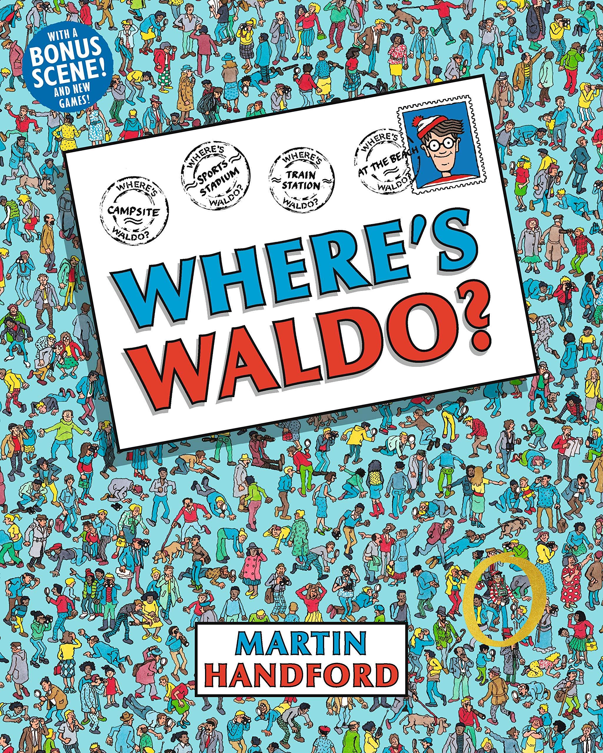 Where's Waldo?: Handford, Martin, Handford, Martin: 9781536210651:  Amazon.com: Books