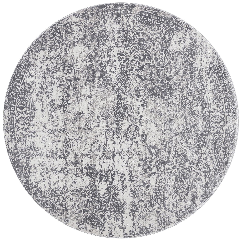 Silver//Lt.Grey Loloi PATIPJ-03SILC Indoor Area Rugs 2-7 X 4