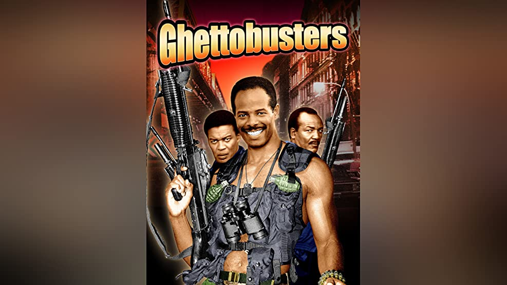 Ghettobusters
