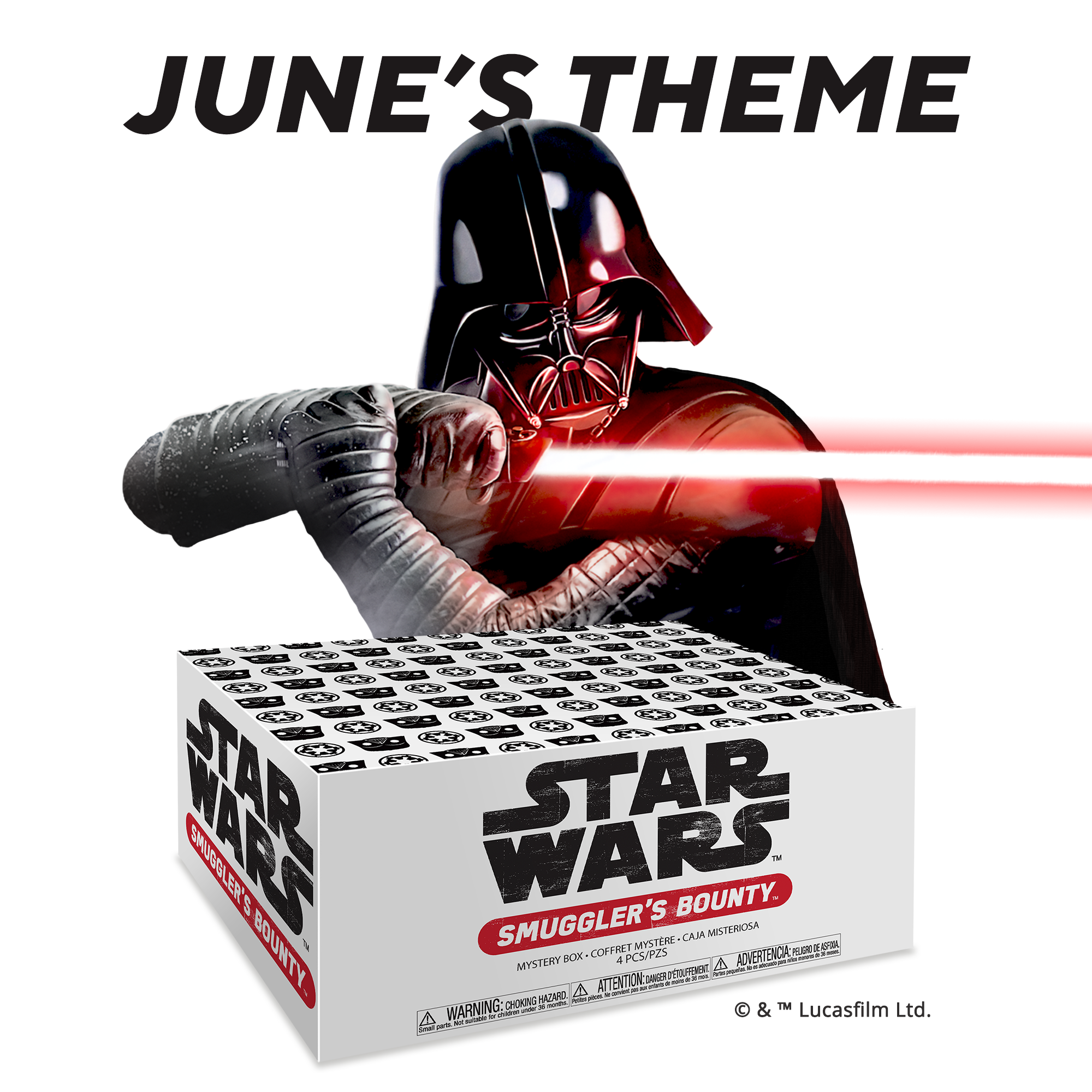 Funko Star Wars Smuggler's Bounty Box from Funko