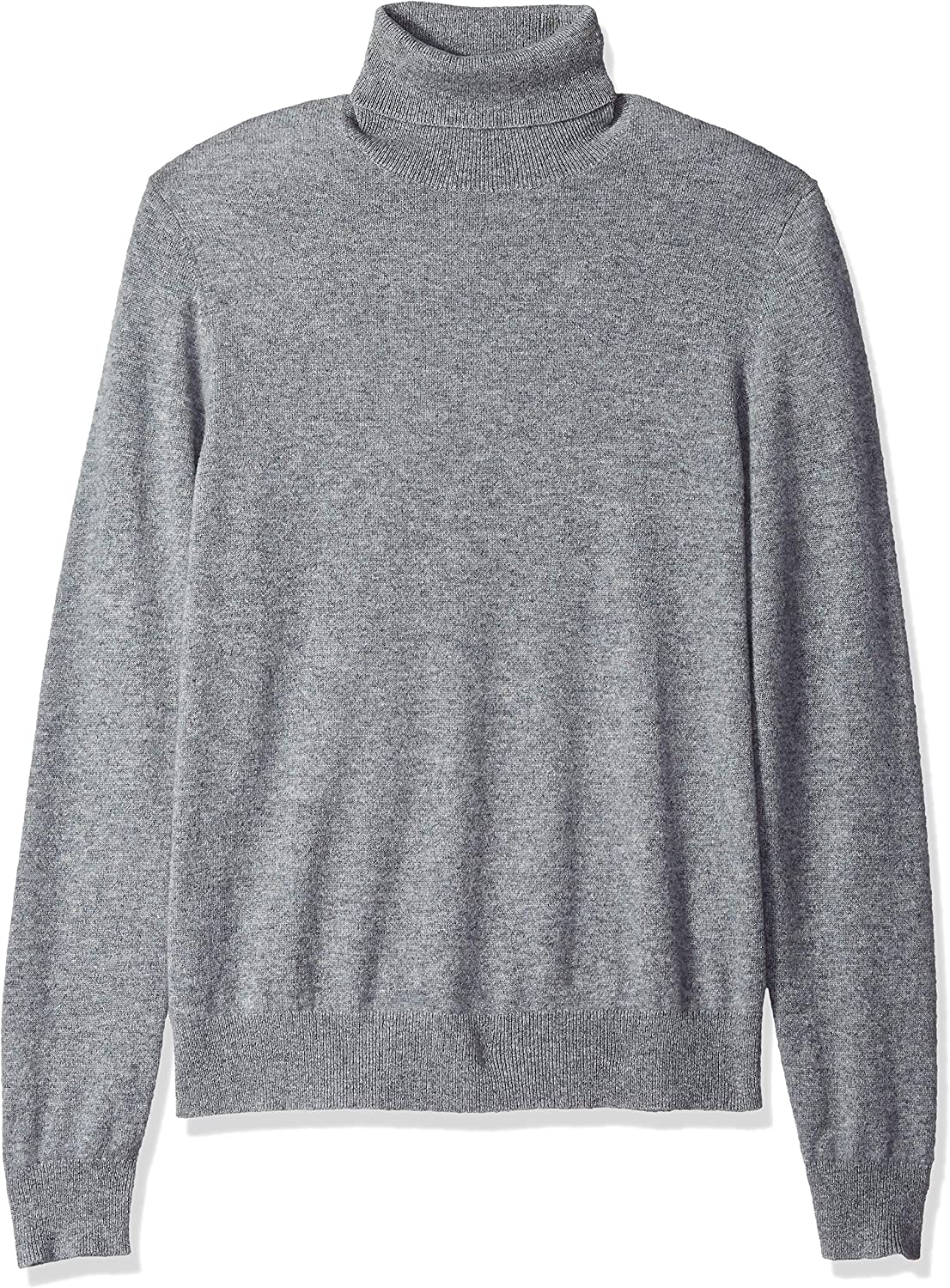 Buttoned Down Mens 100/% Cashmere Turtleneck Sweater Sweater