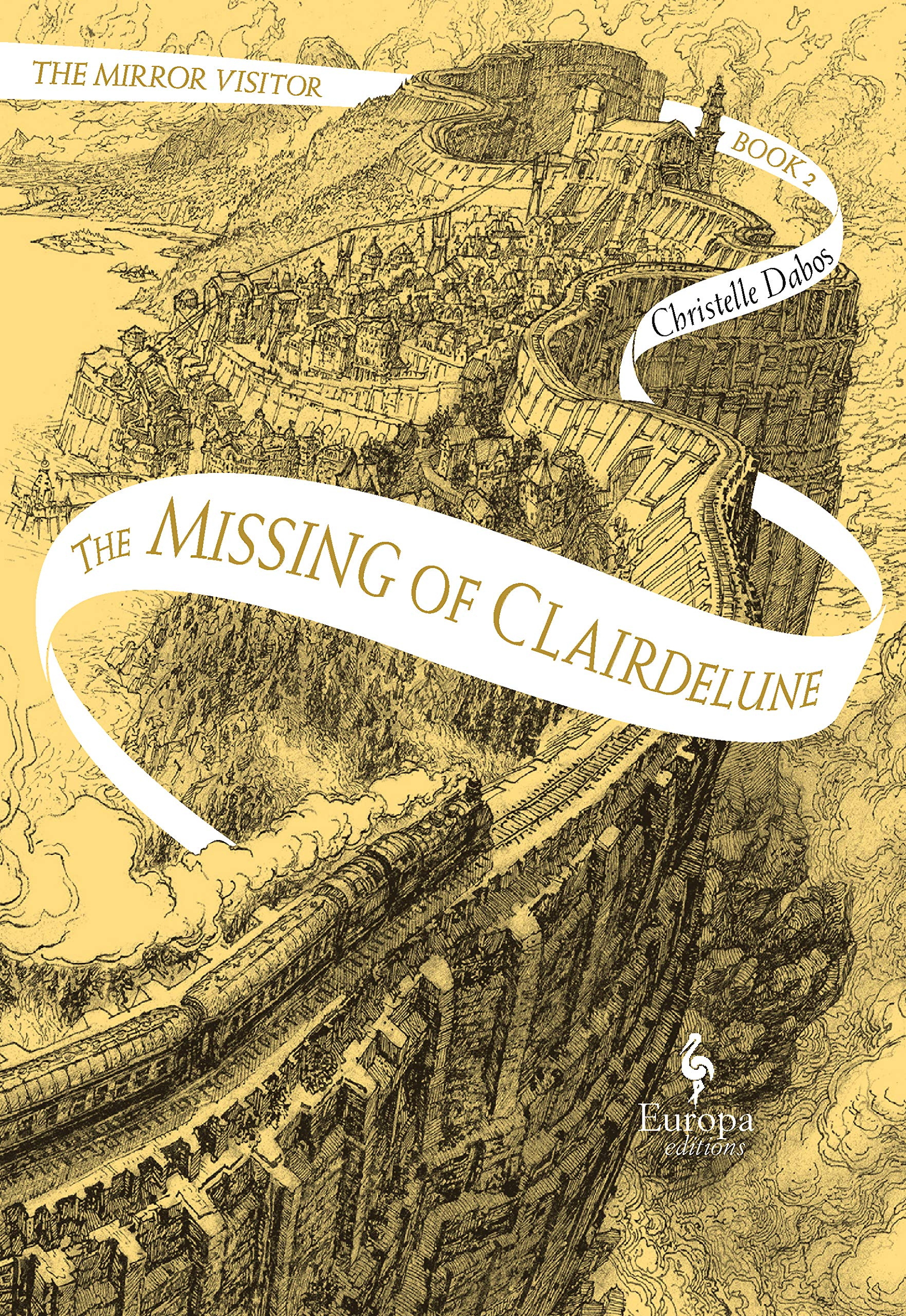 The Missing of Clairdelune: The Mirror Visitor Quartet 2: Amazon ...