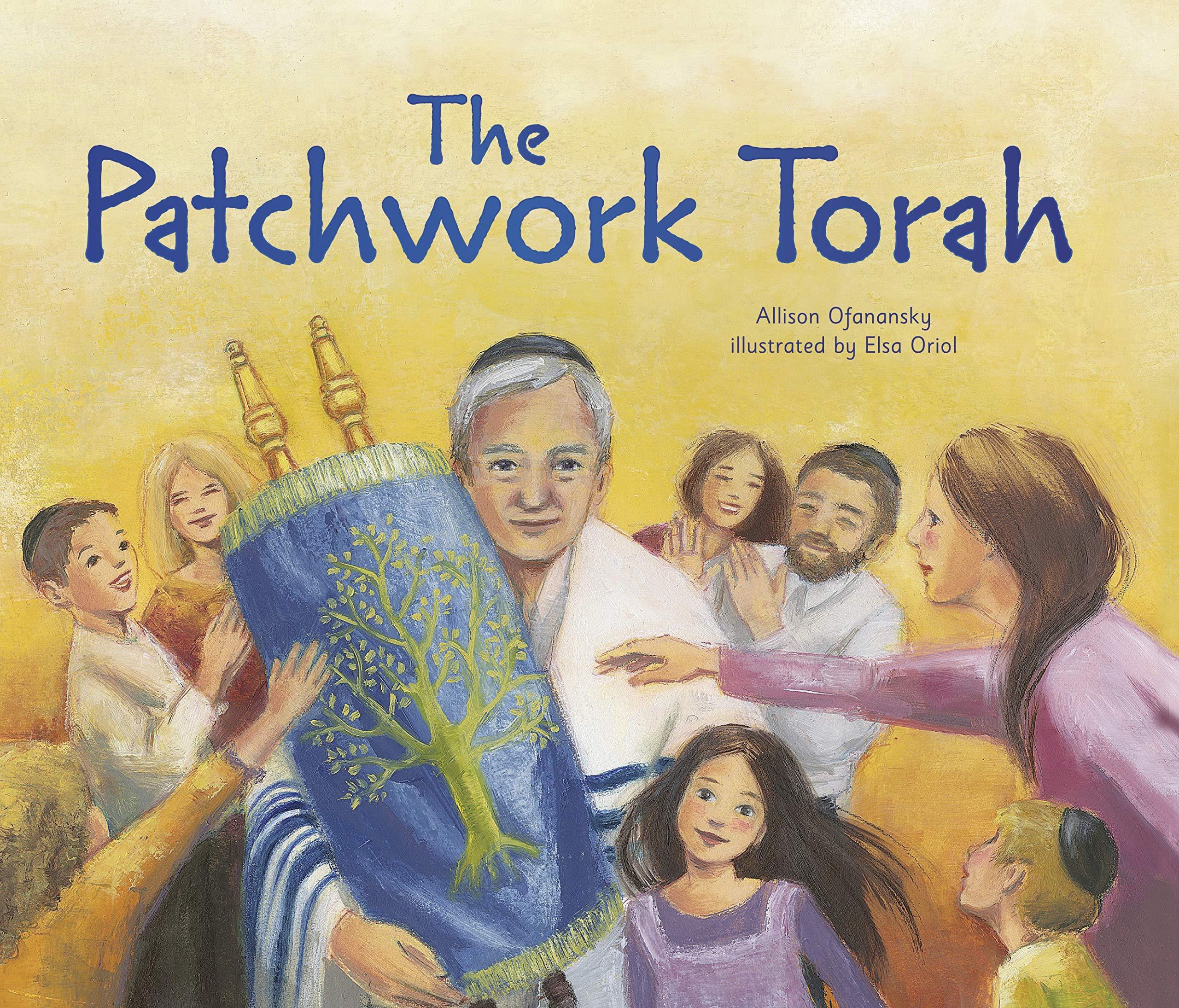 The Patchwork Torah (Sukkot & Simchat Torah) ebook