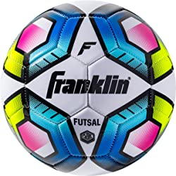Franklin Sports Futsal Ball - Futsal Soccer Ball - Indoor and Outdoor Futsal Ball