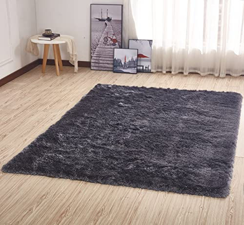 Casamode Functional Furniture Shag Area Rug
