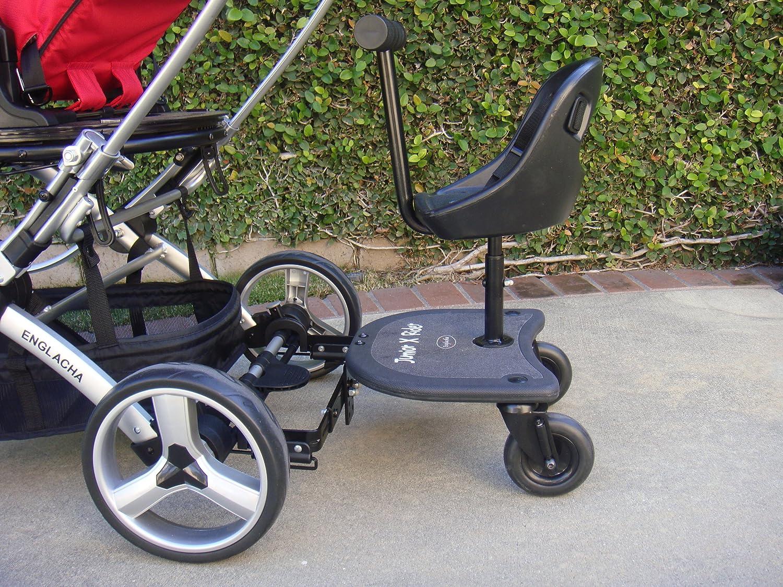 Amazon.com : Englacha 2-In-1 Junior X Rider, Black ...