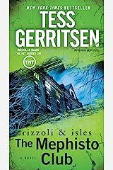 The Mephisto Club: A Rizzoli & Isles Novel Kindle Edition