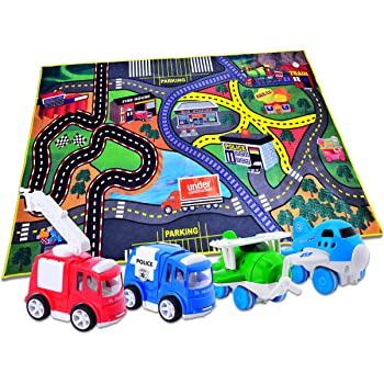 Amazon Com Alex Toys Little Hands Zoom Around Town Toys