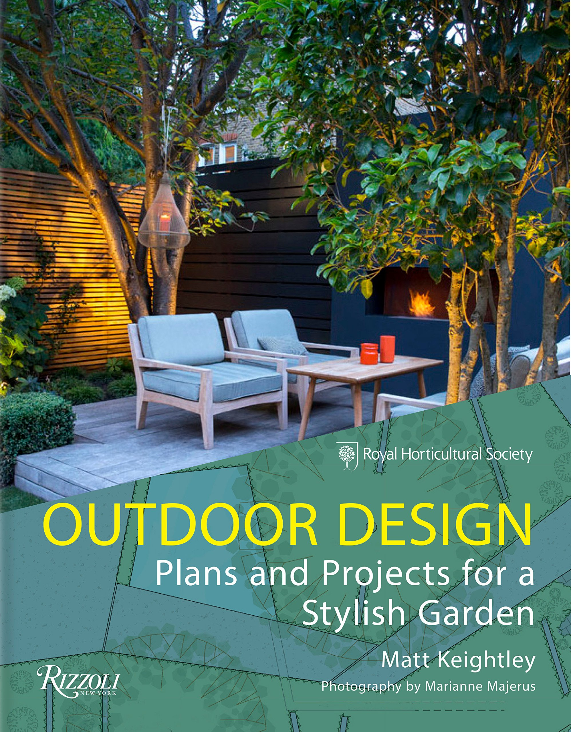 Outdoor Design: Plans and Projects for a Stylish Garden