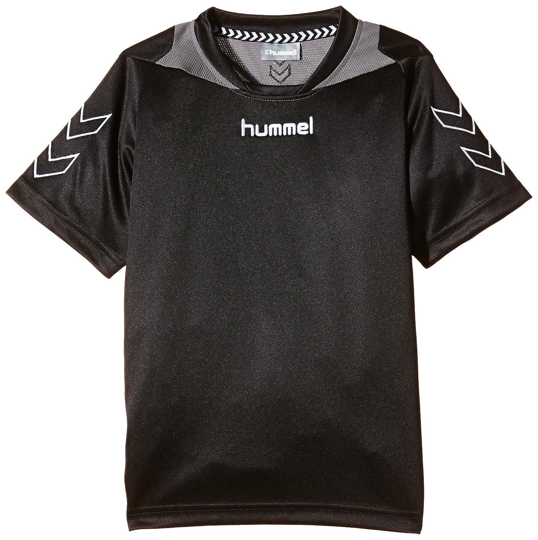 Hummel Kinder Trikot Roots Short Sleeve Poly Jersey Black 6-8 03-956-2001