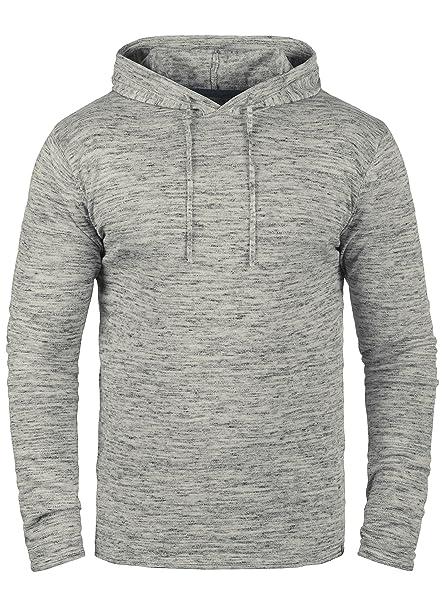 Blend Xing Jersey De Punto Suéter Sudadera para Hombre con Capucha De 100% Algodón: Amazon.es: Ropa y accesorios