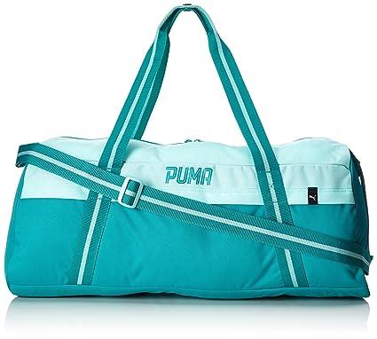506154c04d Fundamentals Femme Sac de Sport Vert Puma: Amazon.fr: Bagages