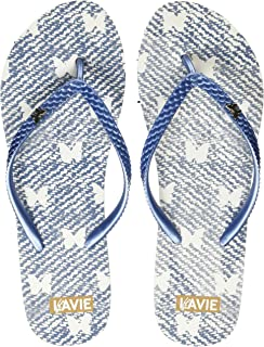 49be53433fe Lavie Women s Flip-Flops and House Slippers  Buy Online at Low ...