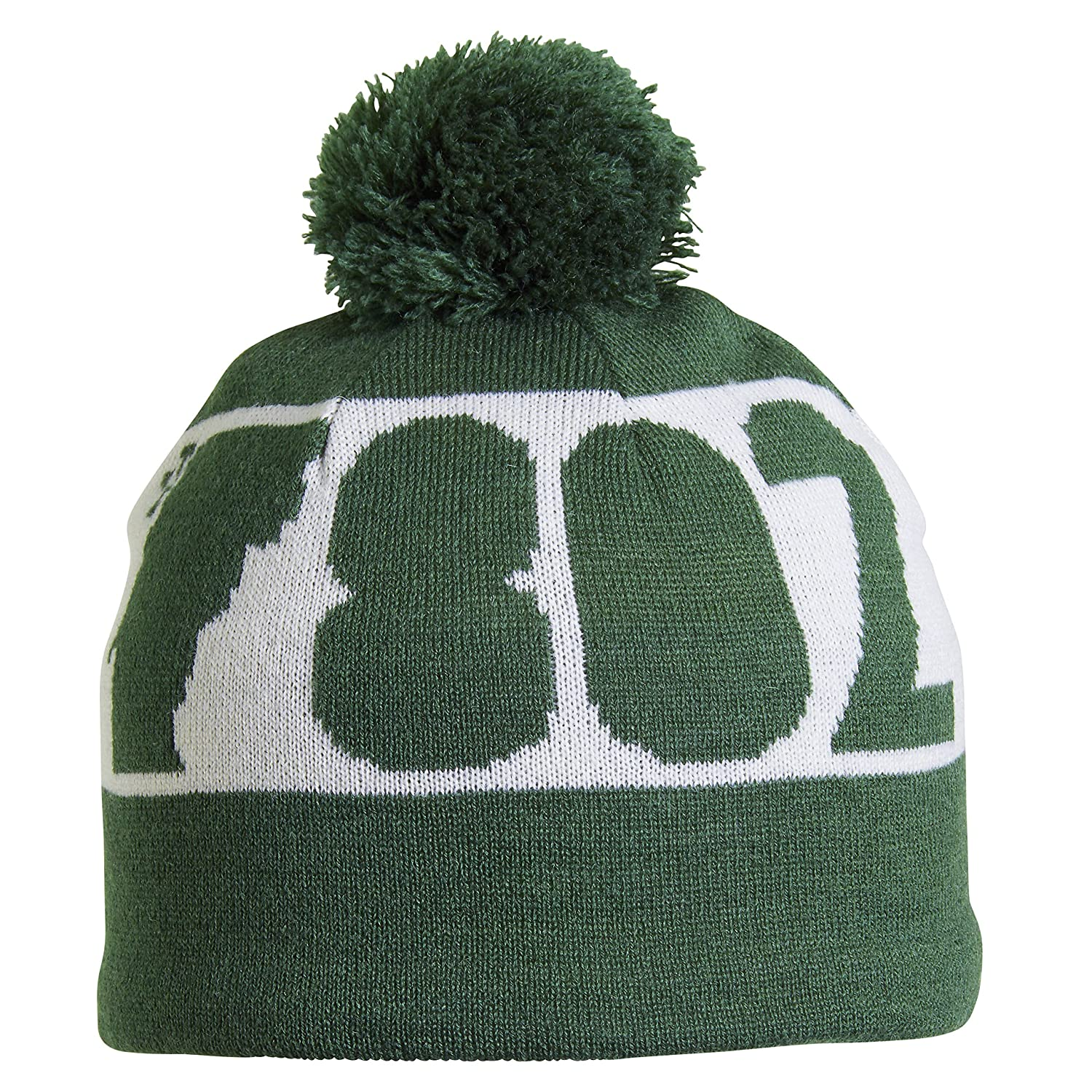 Amazon.com   Turtle Fur 802 Vermont Merino Wool Pom Ski Hat   Sports    Outdoors bf5d00a1bbe