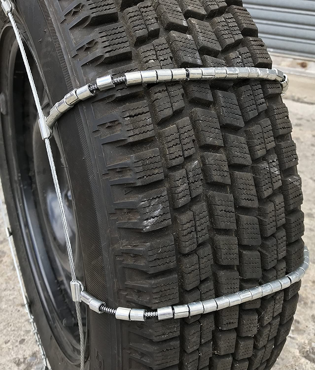 TireChain.com 195//65R15 185R14 P195//75R14 175R15 P185//70R15 195//60R15 195//65R15 195//60R16 P190//65R390 ONORM Diamond Tire Chains