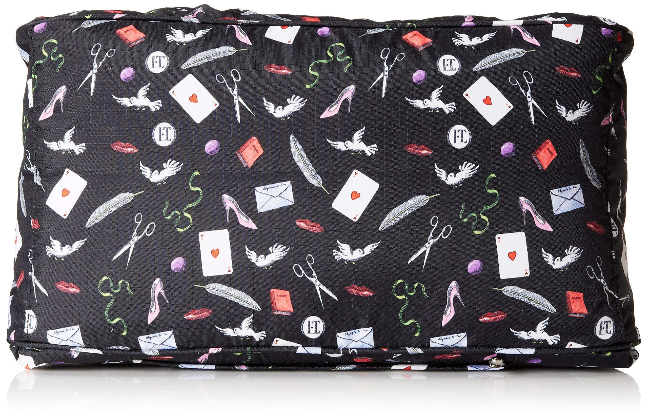 LeSportsac Abbey Carry On, Love Letters, One Size by LeSportsac (Image #4)