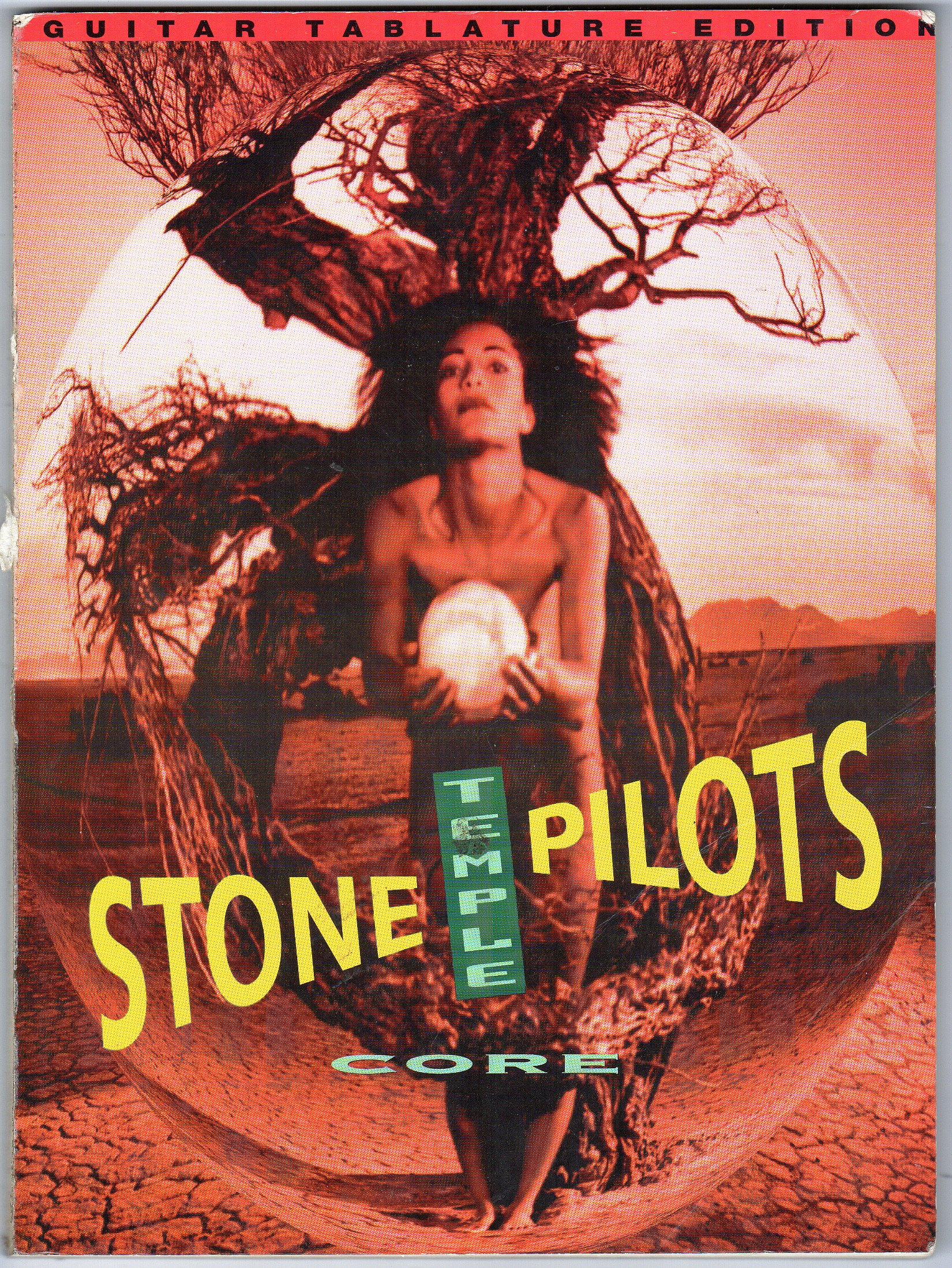 Core Guitar Tablature Edition Stone Temple Pilots 9780825613715