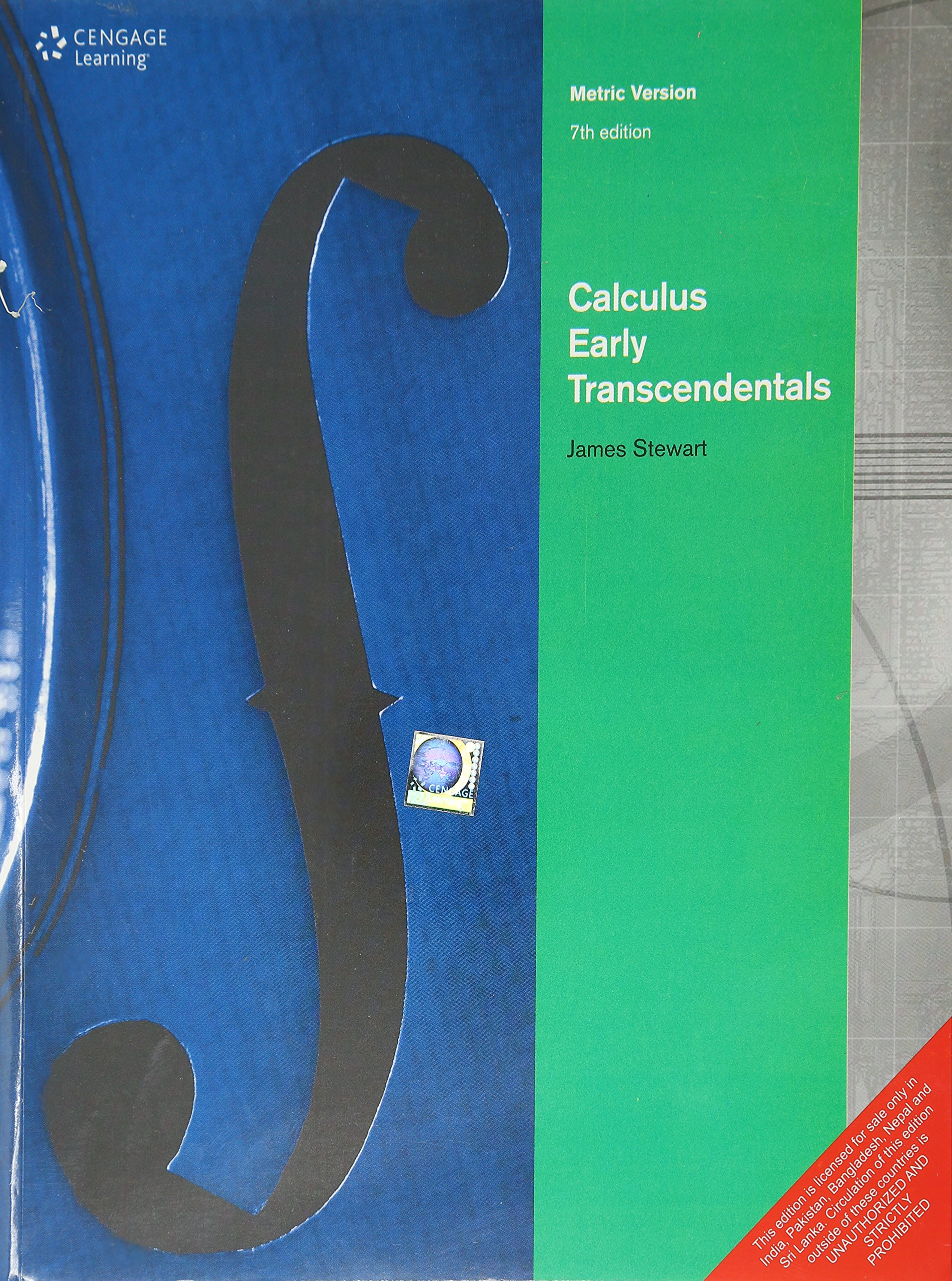 Single variable calculus early transcendentals 8th edition stewart so….